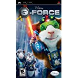 PSP: G-FORCE (DISNEY) (COMPLETE)